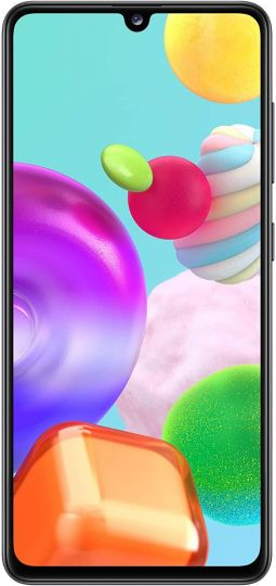 Samsung Galaxy A41 64GB Unlocked and SIM Free - Black
