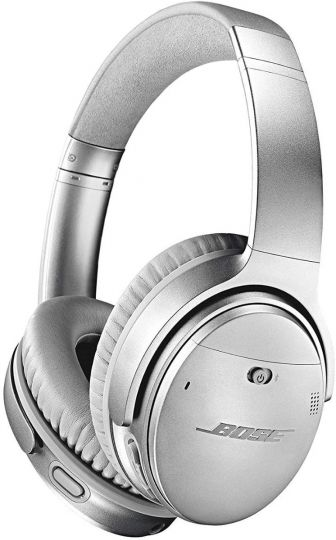 Bose QuietComfort 35 II Noise Cancelling Silver