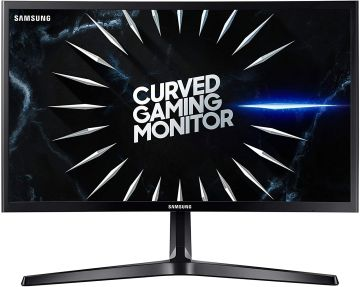 Samsung LC24RG50FQUXEN 23.5 Inch Full HD 1800R Curved LED Gaming Monitor
