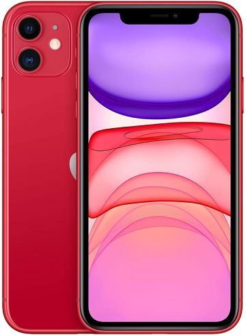 iPhone 11 (64GB) - (PRODUCT) RED