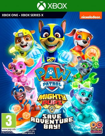 Paw Patrol 2: Mighty Pups Save Adventure Bay Xbox One
