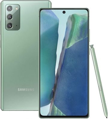 Samsung Galaxy Note20 5G (256GB) - Mystic Green