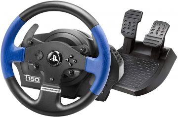 Thrustmaster T150 Steering Wheel for PS4 PS3 PC