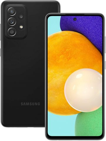 Samsung Galaxy A52 5G 128GB Awesome Black