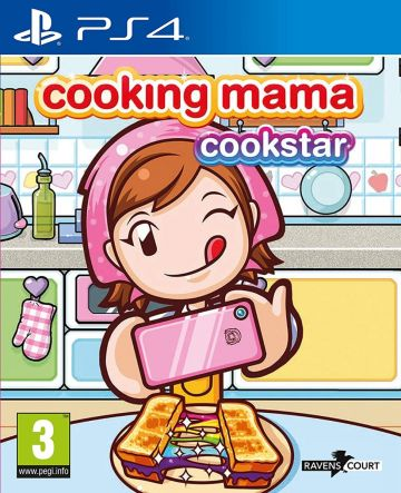 Cooking Mama: Cookstar - PS4