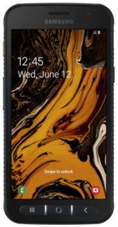 Samsung Galaxy Xcover 4s 32GB  - Black