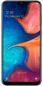 Samsung Galaxy A20e 32GB  - Blue