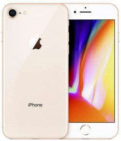 iPhone 8 64GB Refurbished Bundle with Accessories - Gold