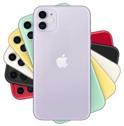 iPhone 11 (128GB) - Purple