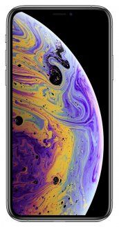 iPhone XS Max 256GB Refurbished - Silver