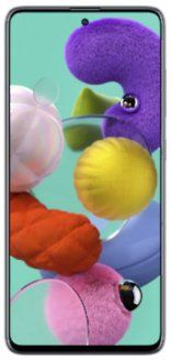 Samsung Galaxy A51 (128GB)  (A515) - Prism Crush White