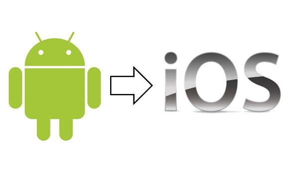 Some Handy Tips for Switching from Android to iOS