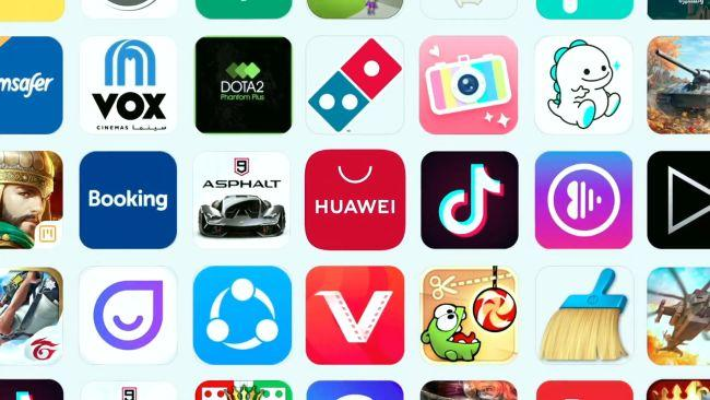 Huawei Launches It's Own App Store To Rival Google and Apple