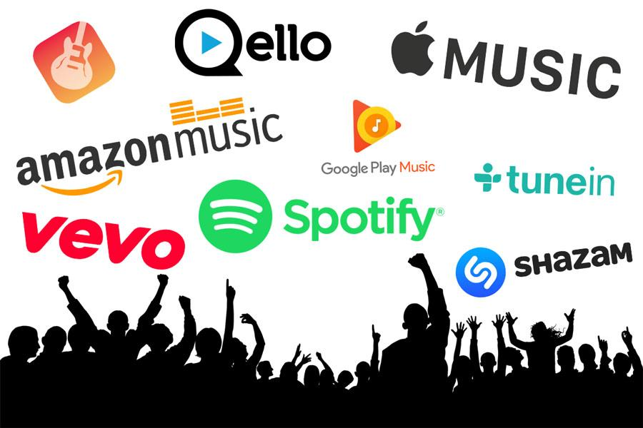 Let's Get Lost in Music | A Guide to the Best in Music Services for Your Phone