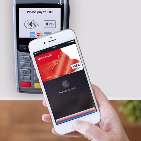 Video: Tap  to Apple Pay