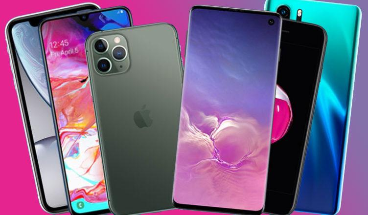 The Best-Selling Mobile Phones in September 2020