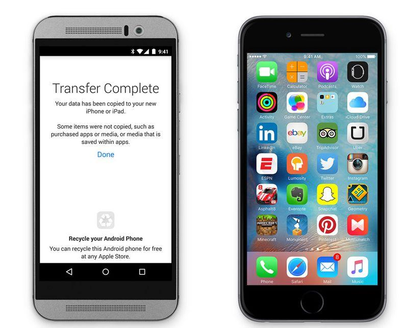 A Guide To Moving from Android to iOS9