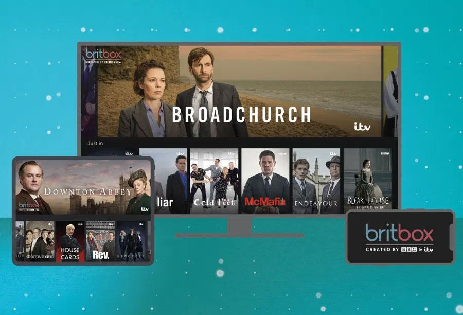 How To Get 6 Months Free BritBox From EE