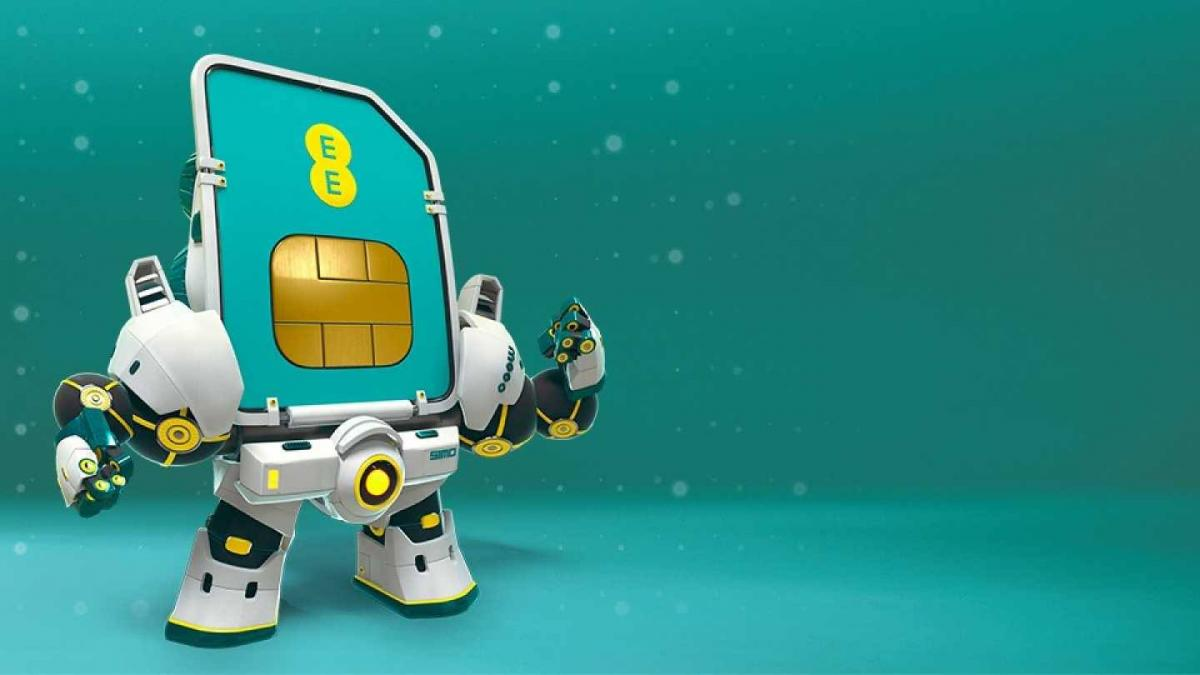 This Week's Chitter Chatter: Super Value EE 4G Sim