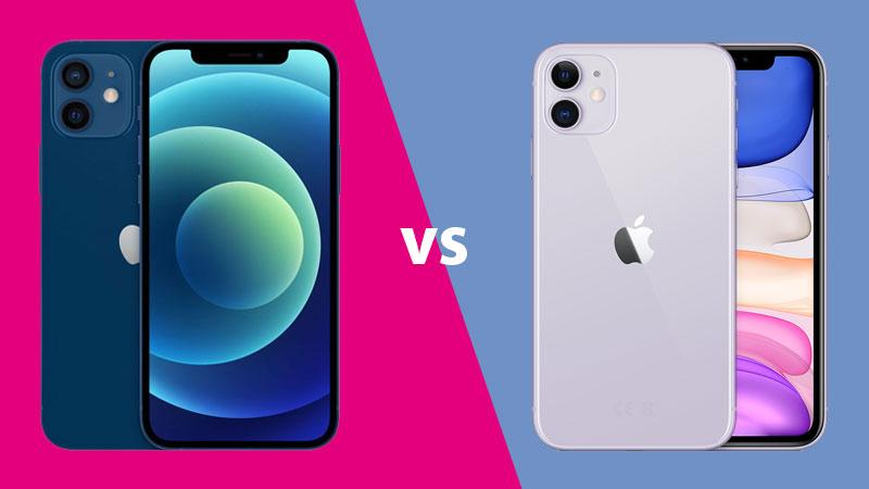 iPhone 12 versus iPhone 11: What's the difference?