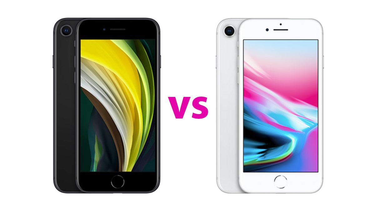 iPhone SE (2020) versus iPhone 8 | What's the difference?