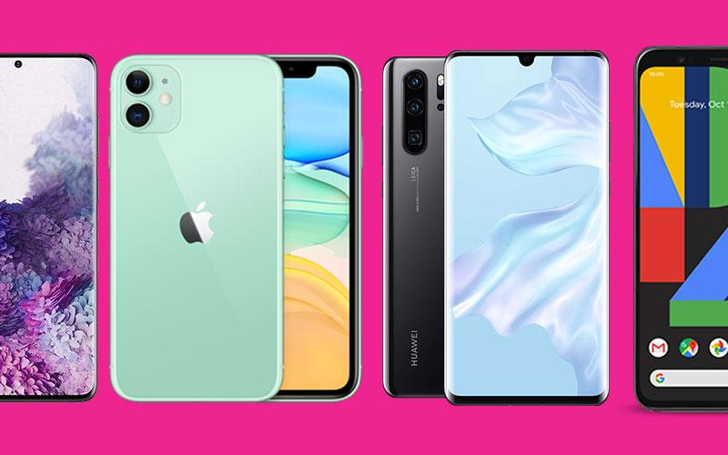 Our Favourite Mobile Phones of 2020....So Far