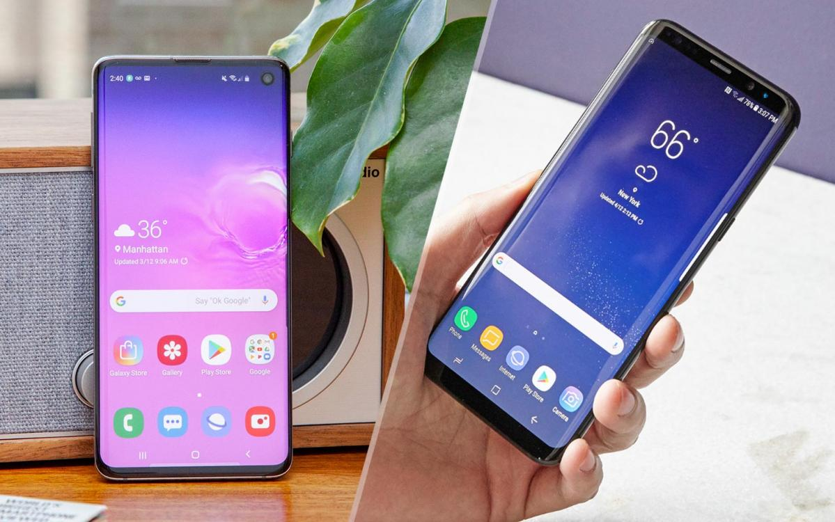 Samsung Galaxy S8 vs S10: How Do They Compare?