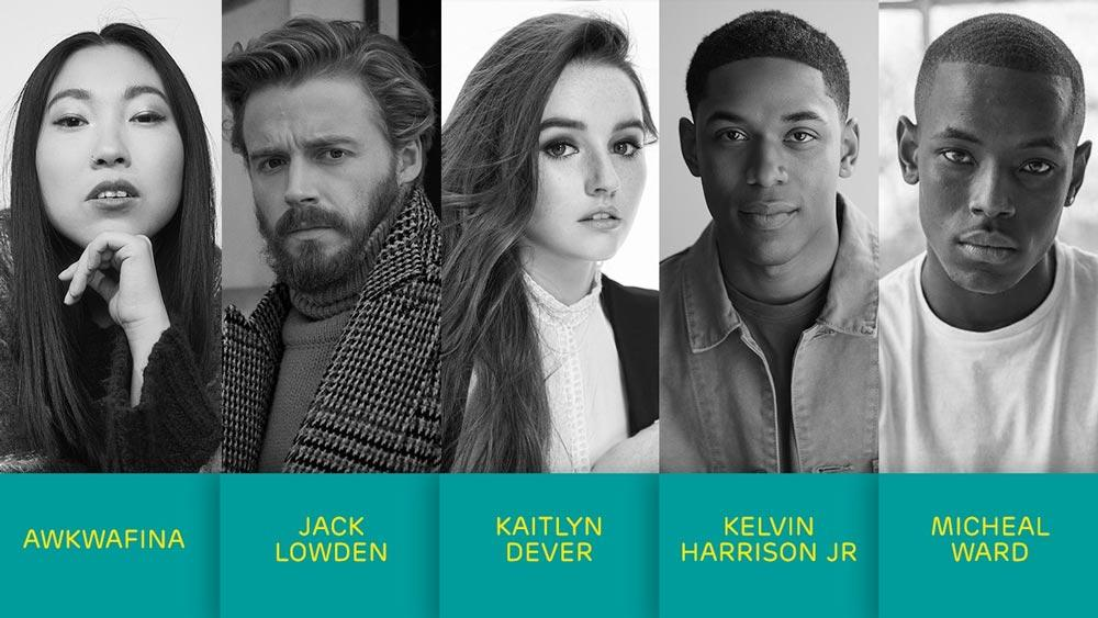 Which 'Rising Star' will shine the brightest at the EE BAFTAs?