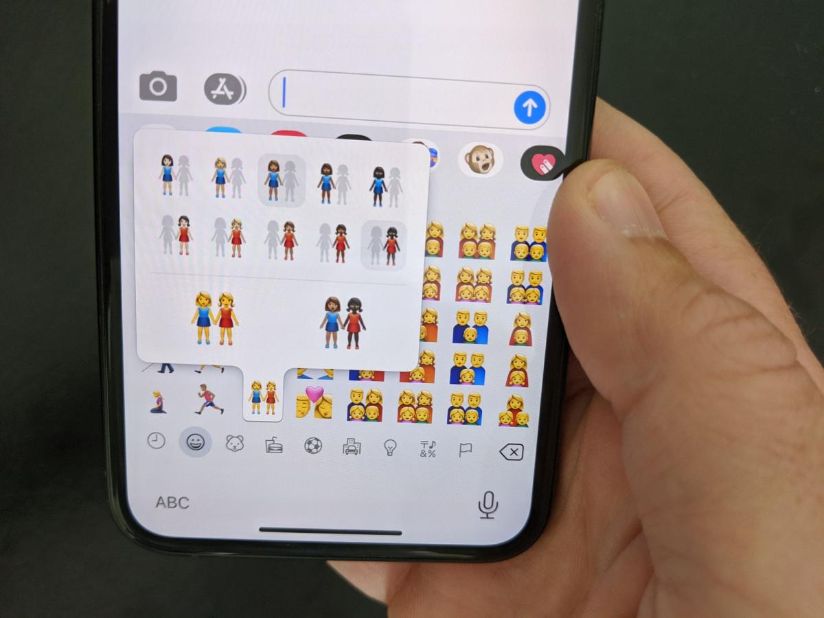 398 New Emojis Available For Your iPhone