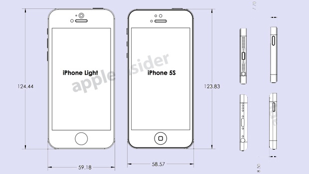 iPhone-5S-and-budget-iPhone-diagrams