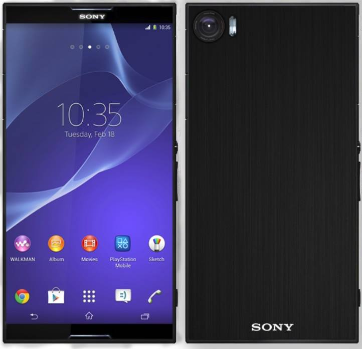 this week s chitter chatter sony xperia z3 the ritot. Black Bedroom Furniture Sets. Home Design Ideas
