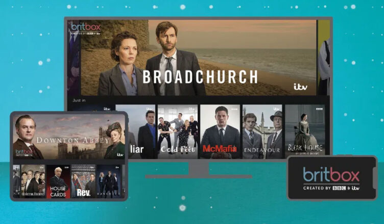 BritBox offer on EE
