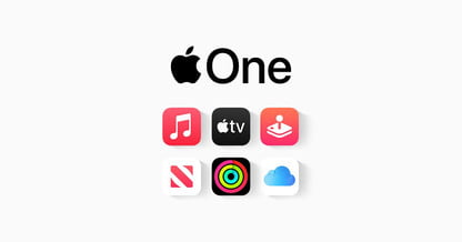 Apple One Plan services
